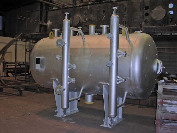 boilers and accessories